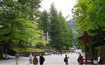 世界遺産日光の社寺