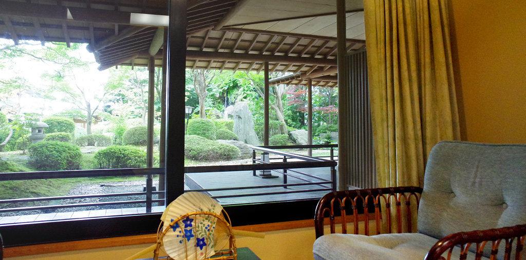 別館静龍一階特別室(夏写真)イメージ