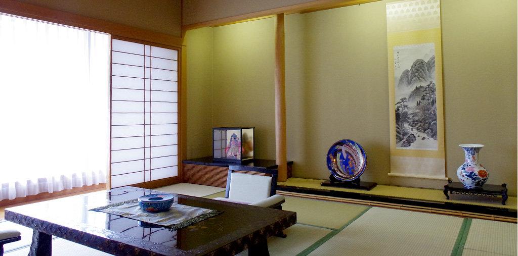 本館寛のフロアー(貴賓室)(夏写真)イメージ