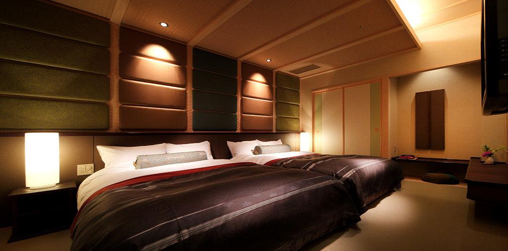 最上級特別客室『佳夢里』イメージ