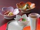 「ハートフル バレンタインプランL'」:ラミュゾンde食事!