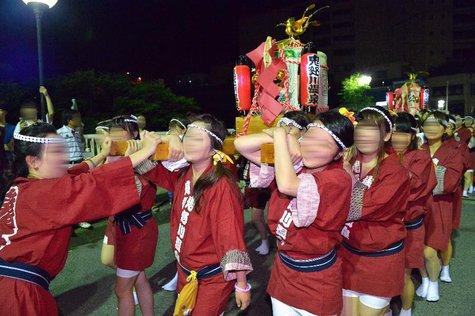 第49回「龍王祭」の日程