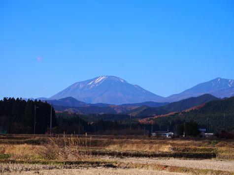日光連山(11/28)