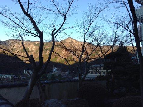 正月2日の風景