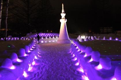 奥日光湯元温泉 雪まつり「雪灯里」イベント案内