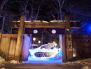 湯西川温泉「かまくら祭」に行ってきました。