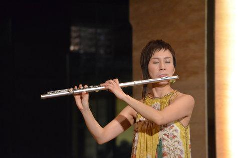 ミュージックシンフォニー:KANAさん(フルート)