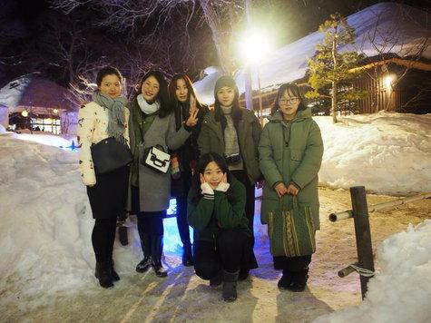「湯西川温泉 かまくら祭」参加プラン:無料送迎バス付(館内利用券付)