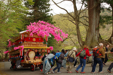 「弥生祭」4/13~17まで!
