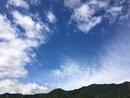 夢の季:今朝の風景(9/12)