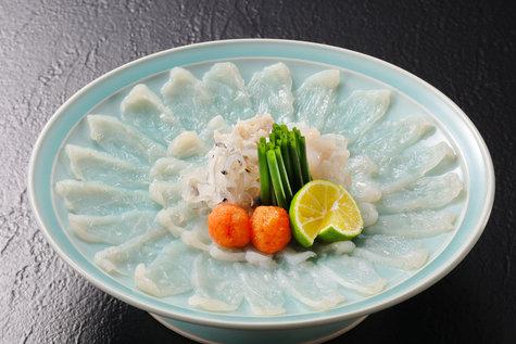 ★極上:特別料理:河豚尽くし