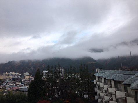 夢の季:今朝の風景(11/27)
