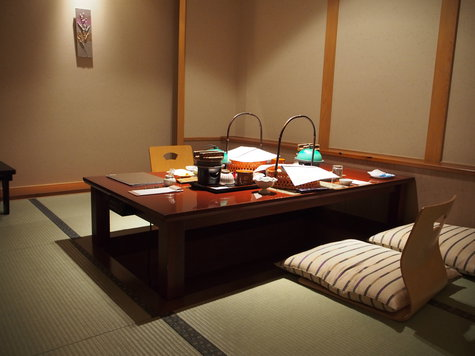 ■【個室の食事確約】【貸切風呂付】■基本■落ち着いたお席で会席料理+貸切温泉もゆったり旅を満喫