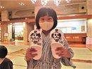 「スリッパアート(?)」と「おえかき招き猫」作品のご紹介♪(8/12)