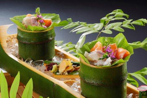 【8・9月限定】最高ランク料理『夏心』:個室or半個室席で調理長こだわりの旬の食事を…