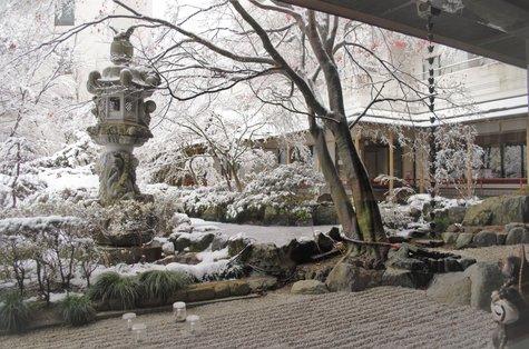 夢の季の風景から(1/24) -冬はつとめて-